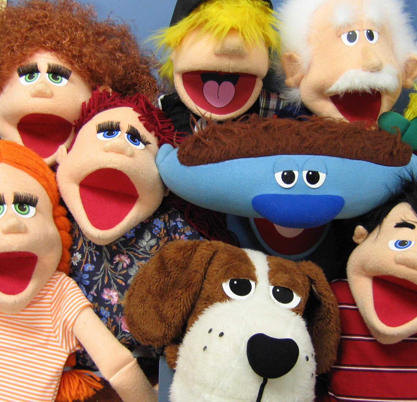 Puppet Show For Children S Church